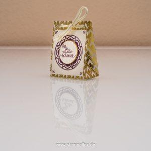 Geschenkverpackung Orient